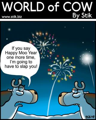 Happy Moo Year