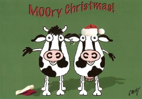 Moory Christmas