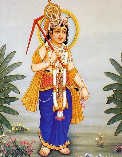 Haladhara Balarama
