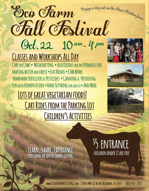 Fram Festival Poster